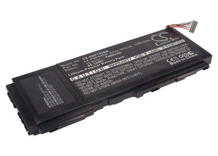 Samsung NP700Z, Series 7 Chronos akku - 6100 mAh