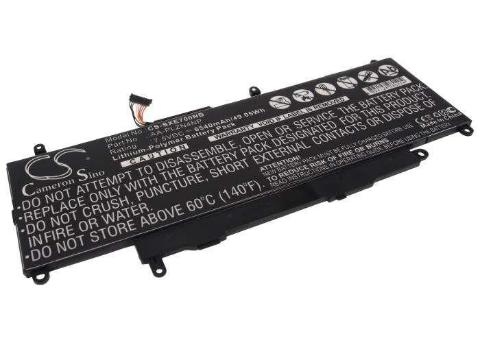 Samsung Ativ Pro, XE700T1A, XE700T1C akku 6540 mAh