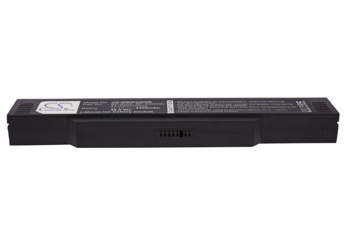 Packard Bell EasyNote R0, EasyNote R1,  akku 4400 mAh