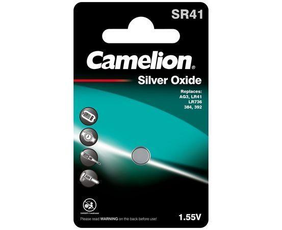 Camelion Nappiparisto SR41 / AG3 / LR41 / LR736 / 384 / 392