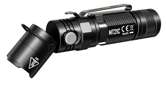 Nitecore MT21C 1000lm Taskulamppu