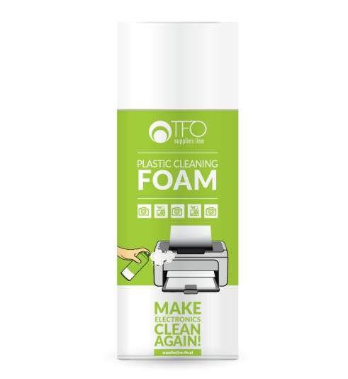 TFO Muovipintojen puhdistusvaahto - 400ml