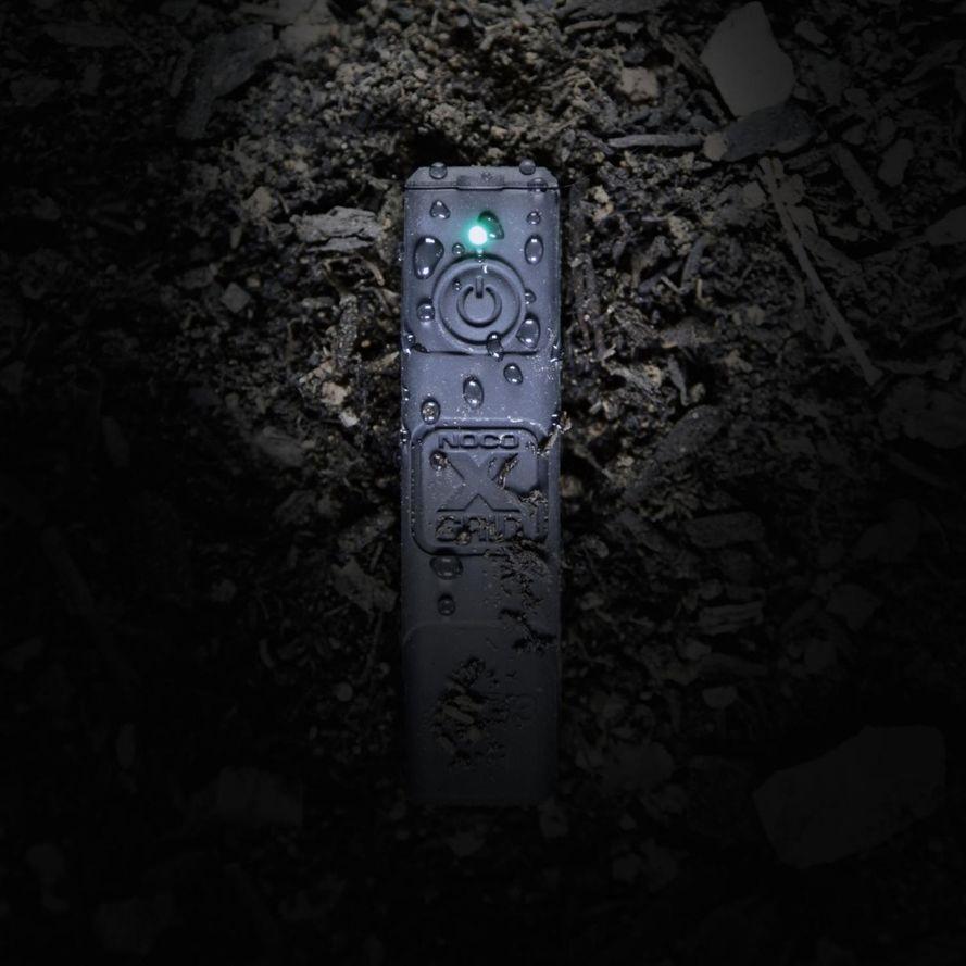 Noco XGB3 Rugged USB Varavirtalähde 3000 mAh - Musta