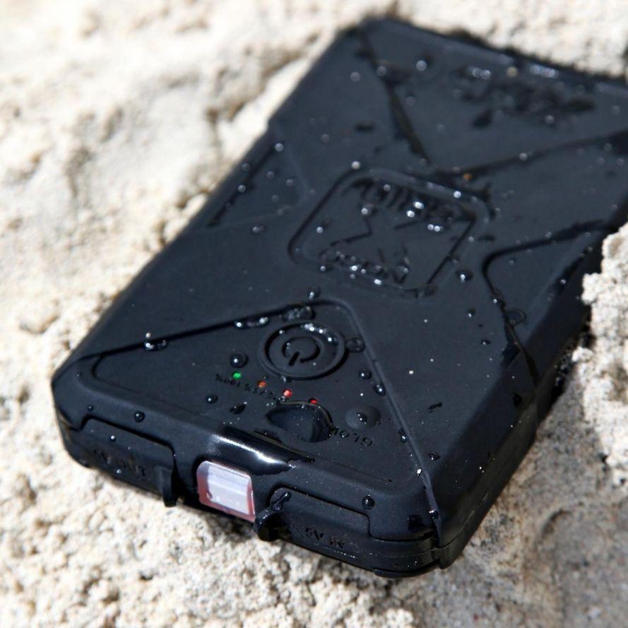 Noco XGB6 kestävä varavirtalähde 6000 mAh - Musta